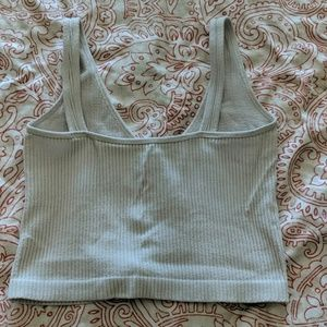Free People Tops - Classic, white crop top